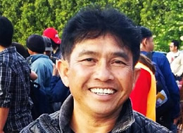 Santi Is A Supervisor At Grapeworx Marlborough Ltd Blenheim NZ
